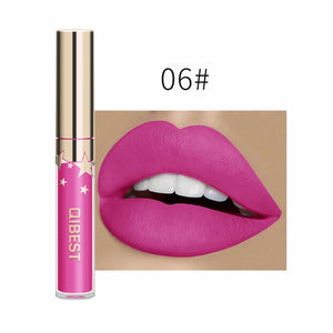 24 Color Lipsticks Matte Waterproof Red Lip Gloss Mate Makeup Long Lasting Nude Brown Women Lips Liquid Lipstick Lippenstift - Hothits