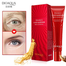 Load image into Gallery viewer, BIOAQUA Anti Wrinkle Anti Aging Eye Cream Ageless Effectively Remove Dark Circles Puffiness Repair Eye Lifting Moisturizer Cream - Hothits