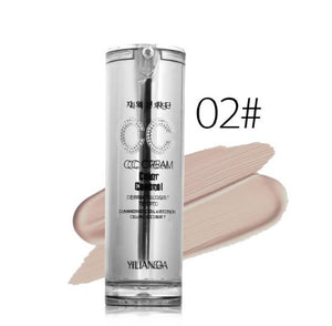 Loumesi concaler foundation bb cream makeup foundation concealer cream nude makeup natural perfect cover bb cc cream - Hothits
