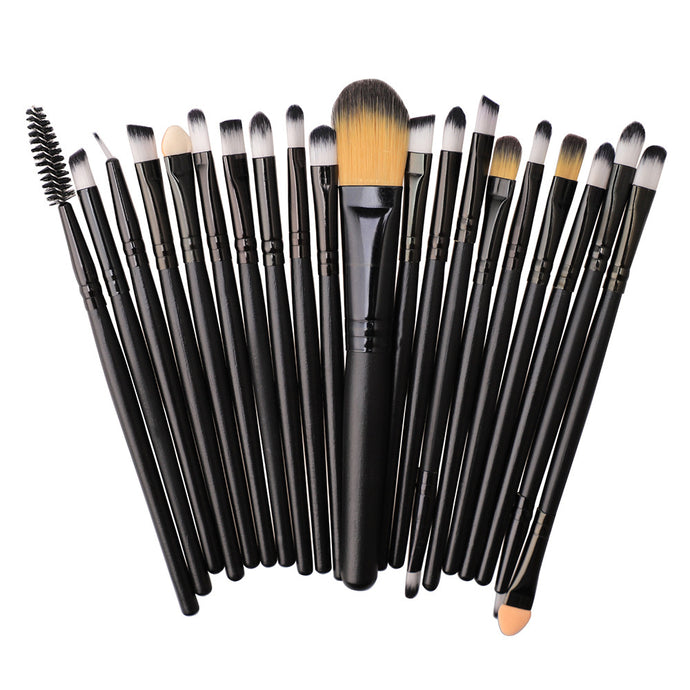 Make up Brush Set 20pcs Foundation Powder Brush makeup brushes professional Women's Fashion cosmetic Brushes Set oct26 - Hothits