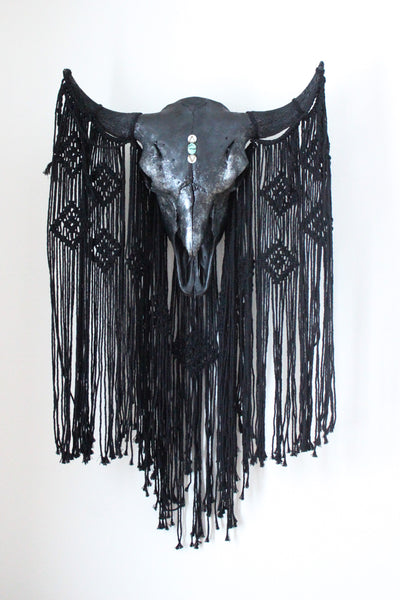 The Emmaline Macrame Buffalo