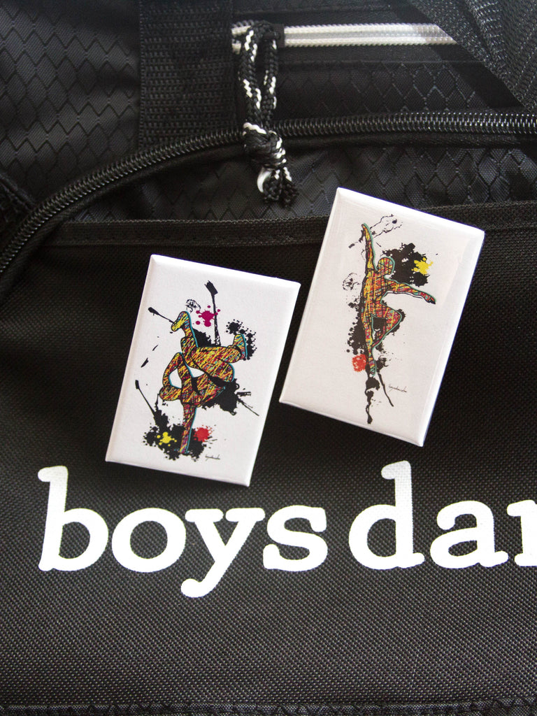 Andy&Drew Pins