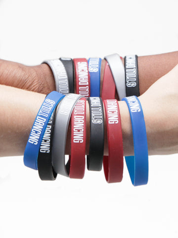 Still Dancing Wristbands
