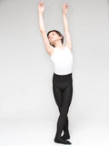 Boys Convertible Ballet Dance Tights with Suspender Buttons by boysdancetoo, the dance store for men.