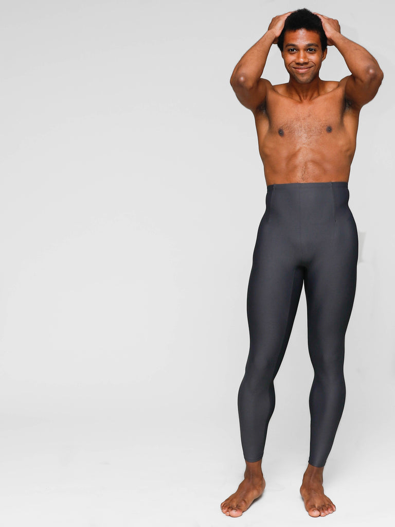 Footless ballet tights for men, by boysdancetoo the dance store for men