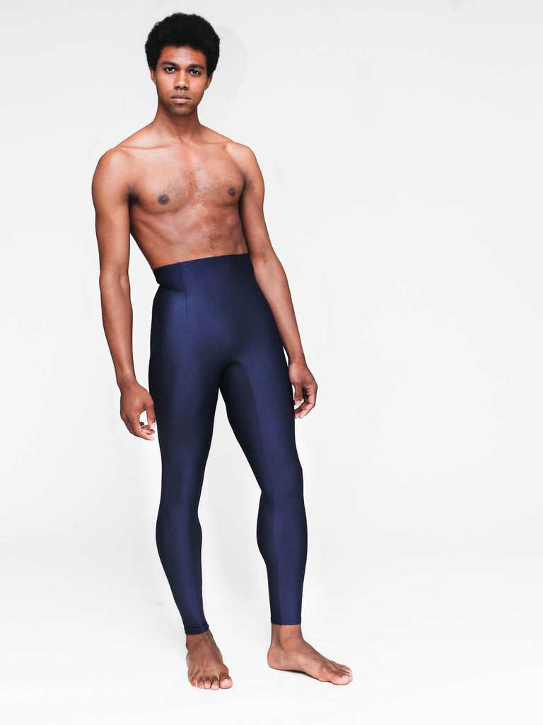 Precision Fit Footless Tights - MENS