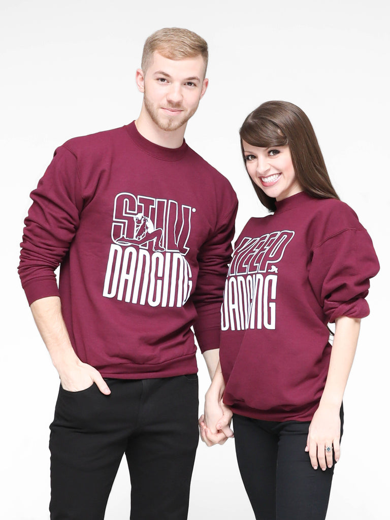 Keep Dancing Sweatshirt
