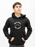 boysdancetoo Blood Sweat and Splits boys dance hoody.