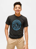 Men's dance tee at boysdancetoo the dance store for men