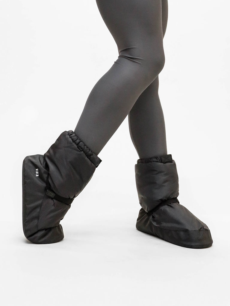 Bloch Warm Up Booties by Irina and Max for male dancers at boysdancetoo the dance store for men