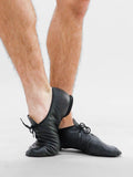 Men's lace up jazz shoe from Bloch, at boysdancetoo the dance store for men