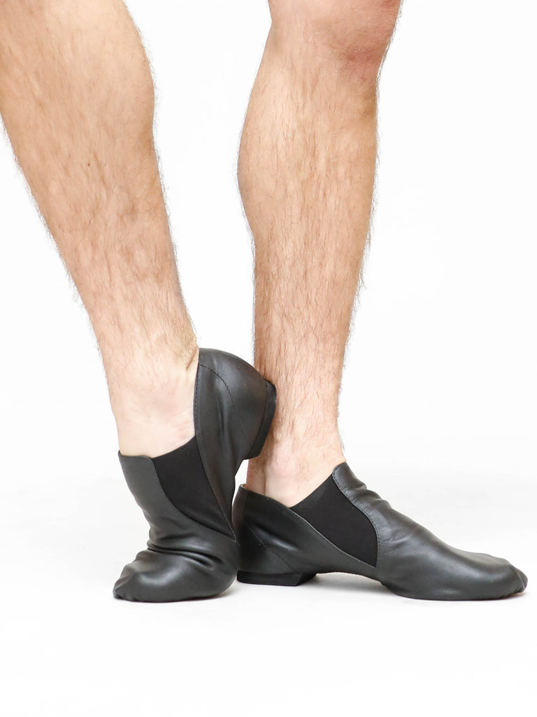 Elasta Bootie Slip-On Jazz Shoes - MENS