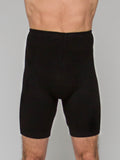 High Waist Knit Shorts - MENS