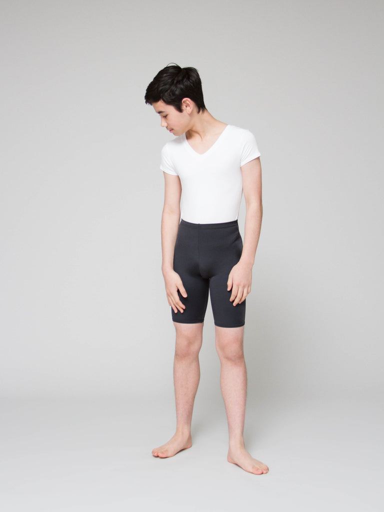 Milliskin dance shorts for boys by MStevens at boysdancetoo the dance store for men