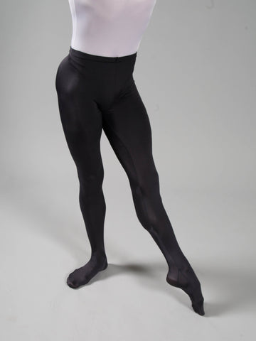 Milliskin footed ballet tights for men at boys dance too the dance store for men