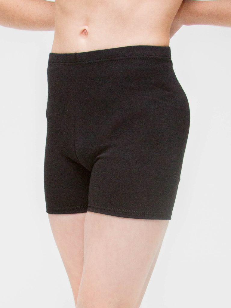 Cotton dance shorts for boys at boysdancetoo the dance store for men