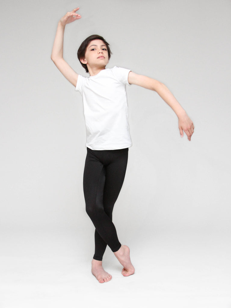 Silkskyn Fitted Stretch Tee - BOYS