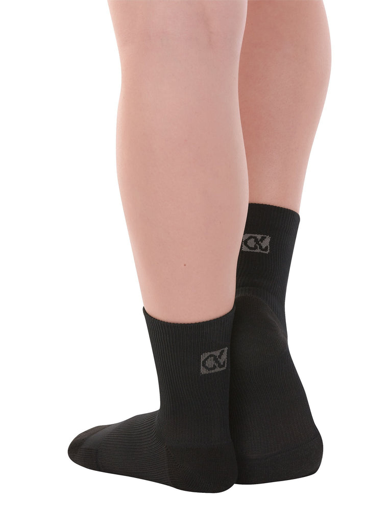 Performance Shocks Medium Compression Dance Socks