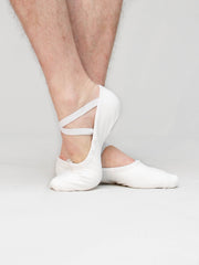 Sansha Pro - Split Sole Canvas Ballet Flat