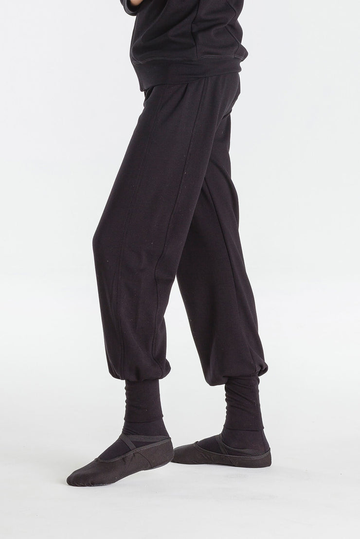 Stretch Warm-Up Pant with Fitted Ankles - MENS