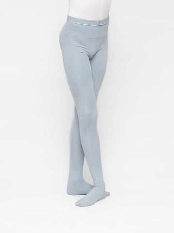 Cotton Blend Footed Tights for Male Dancers at boysdancetoo the dance store for men