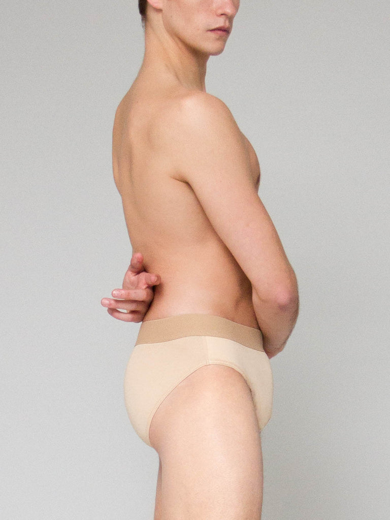 Full Seat Dance Belt - MENS