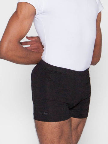 Cotton dance shorts by WearMoi at boysdancetoo the dance store for men