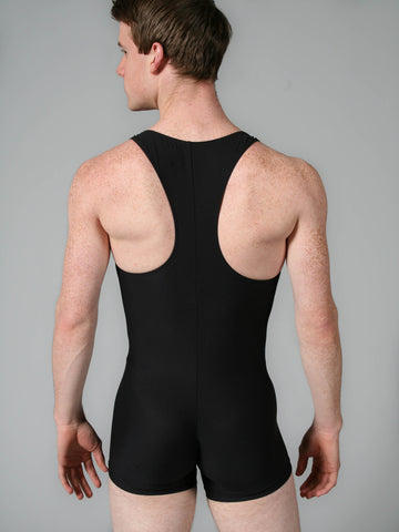 Men's racerback dance biketard by WearMoi at boysdancetoo the dance store for men