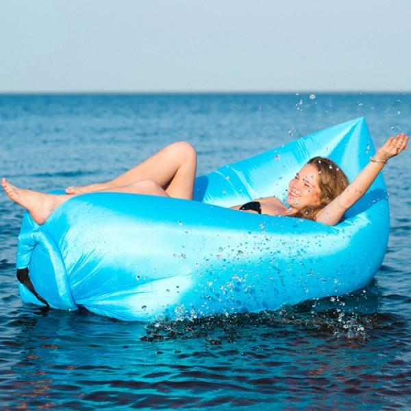 INFLATABLE OUTDOOR AIR LOUNGER