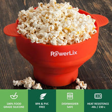 Load image into Gallery viewer, Microwave Popcorn Maker