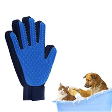 Load image into Gallery viewer, Pet Deshedding Brush Glove (Great for Cats/Dogs)