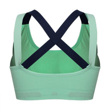 Load image into Gallery viewer, Woman's Back Cross Sports Bra