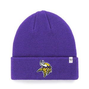 TUQUE RAISED CUFF NFL                    VIKINGS
