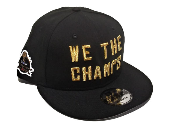 CASQUETTE WE THE CHAMPS RAPTORS