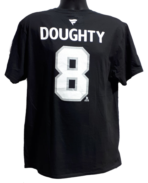 T-SHIRT STACK KINGS                      D. DOUGHTY NOIR