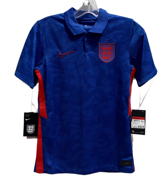 JERSEY SOCCER ANGLETERRE JUNIOR AWAY 20