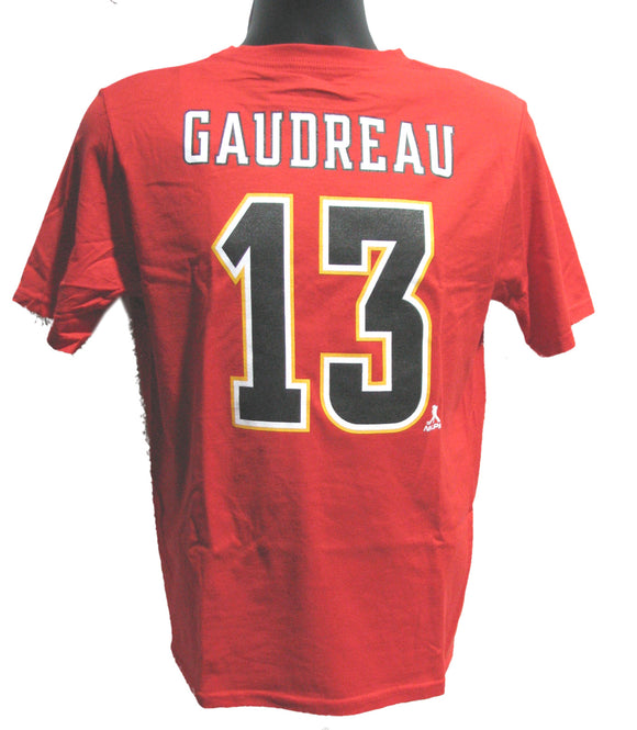 T-SHIRT NAME AND NUMBER JUNIOR               J. Gaudreau