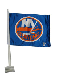 DÉCORATION CAR FLAG                      ISLANDERS