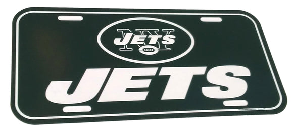 DECORATION LICENSE        NY JETS