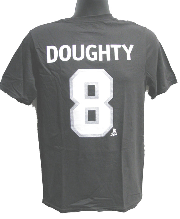 T-SHIRT NAME AND NUMBER JUNIOR               D. DOUGHTY NOIR