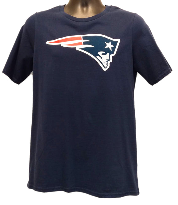 T-SHIRT BIG LOGO NFL JR.                 PATRIOTS