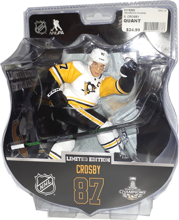 DÉCORATION FIGURINE                      S. CROSBY