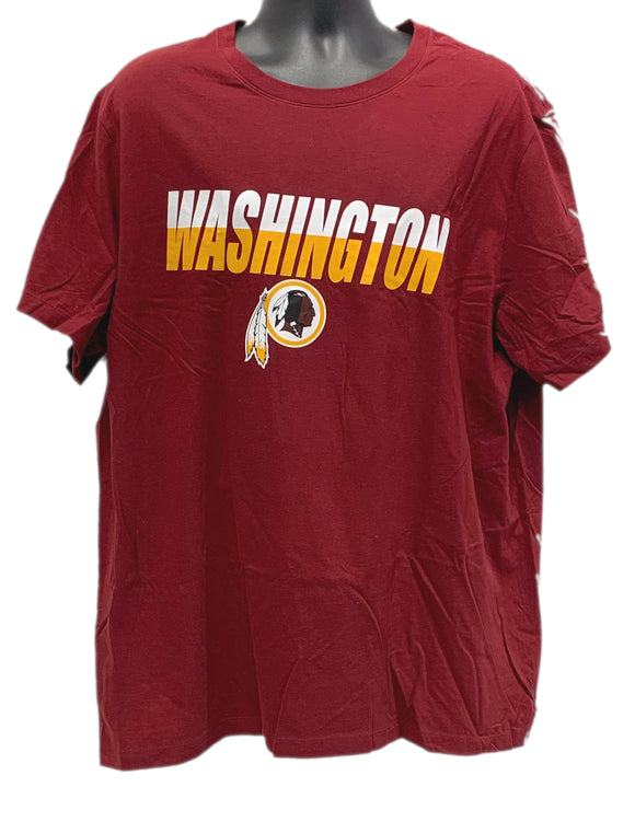 T-SHIRT TEAM NAME                        REDSKINS