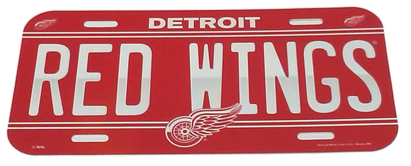 DÉCORATION LICENSE                       RED WINGS