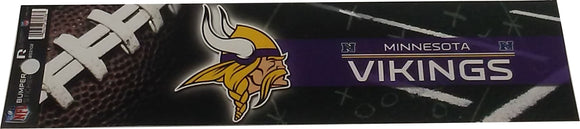 DÉCORATION BUMPER STICKER VIKINGS