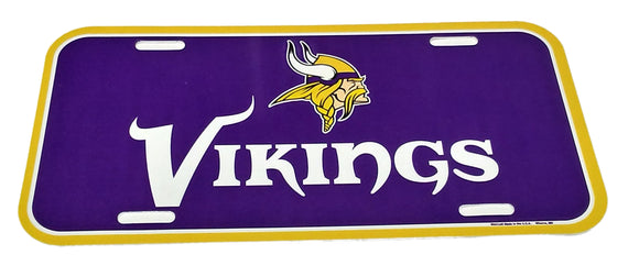 DÉCORATION LICENSE VIKINGS
