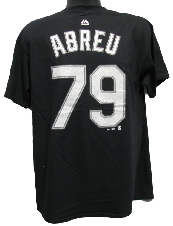 T-SHIRT NAME AND NUMBER                  Abreu