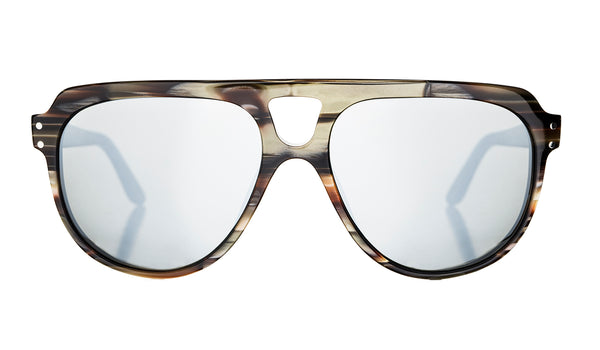 Hyde's unisex aviator sunglasses