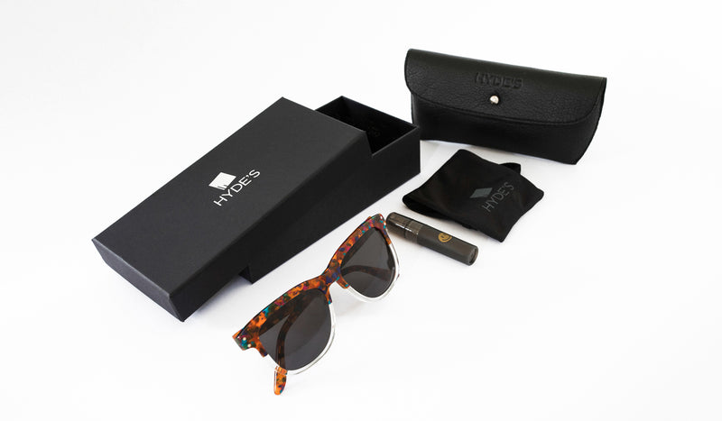 N°2 - Confetti & Crystal - Hyde's Spectacles - Sunglasses - Premium Packaging