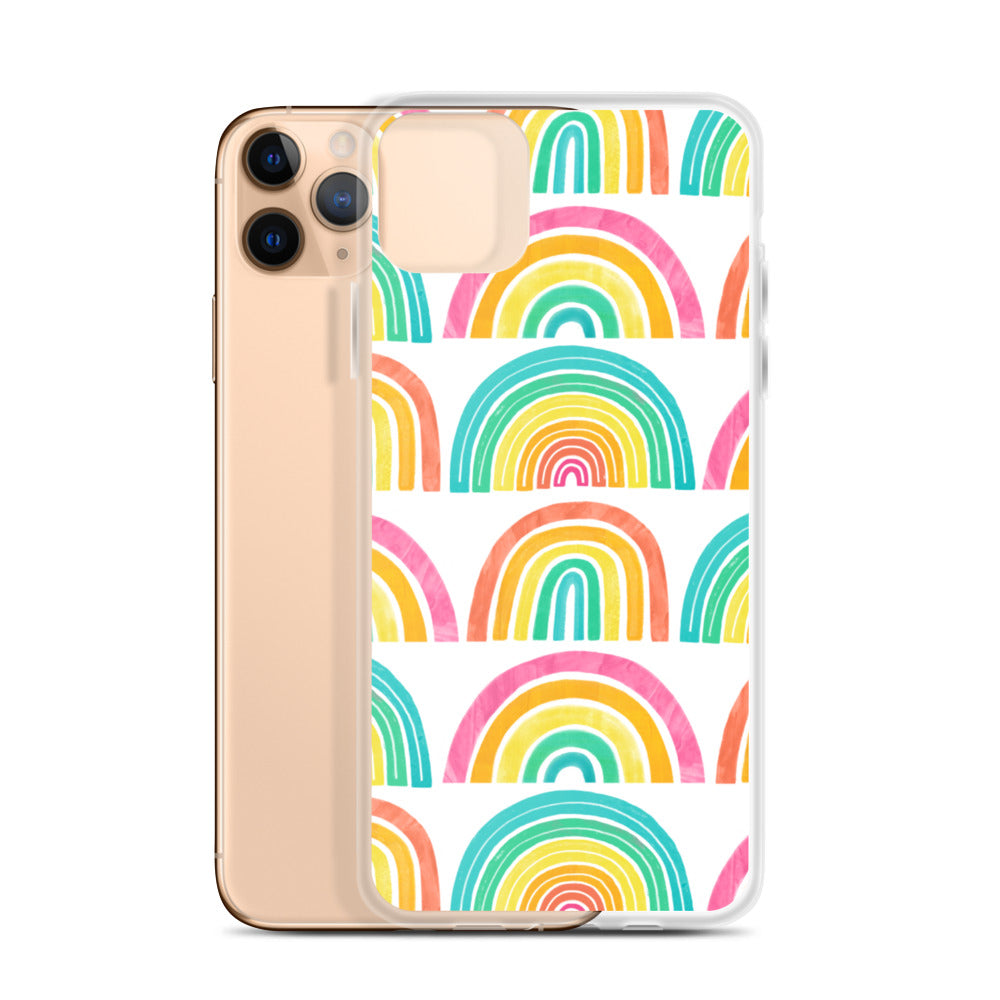 Rainbow Pattern - iPhone Case